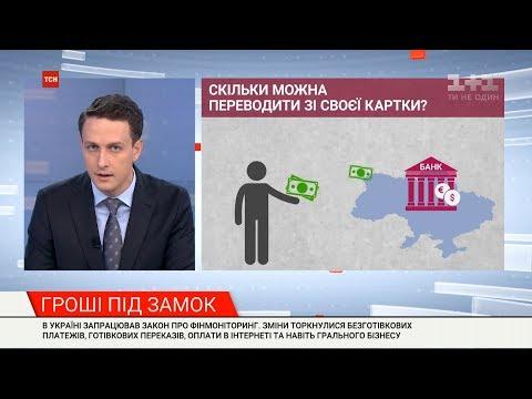 В Україні запрацювали нові правила грошових переказів: що змінилось