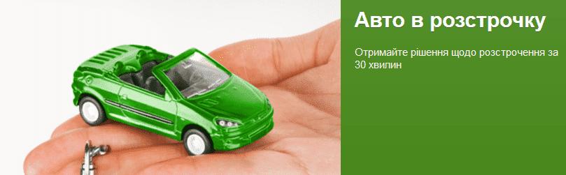 Приват конфискат авто в кредит